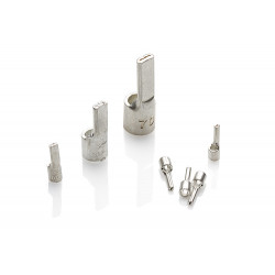 16mm Flat Pin Connector, 1 piece