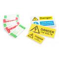 Polypropylene Labels
